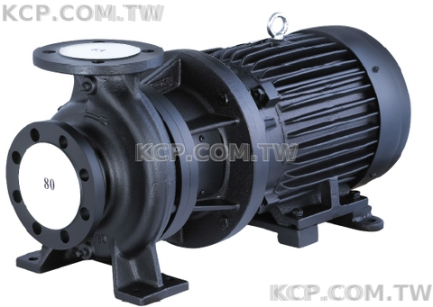 close coupled high efficiency pump
