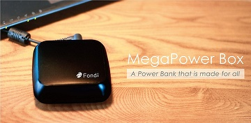 Fondi MegaPower Box 11400 mAh (notebook power bank)
