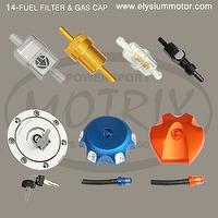 MOTORCYCLE FUEL FILTERS & GAS CAPS, MOTORCYCLE FUEL FILTER & GAS CAP