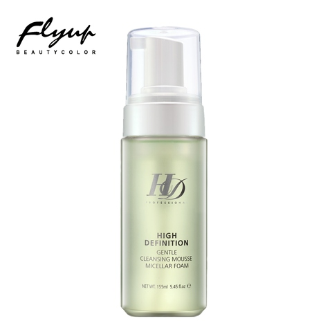 Popular HD makeup whitening face cleansing mousse
