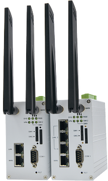 Proscend's M300 Industrial 4G LTE Cellular Router series