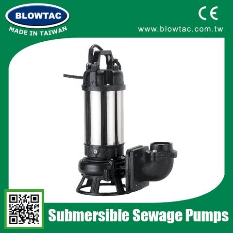 Submersible Cutter Sewage Pumps