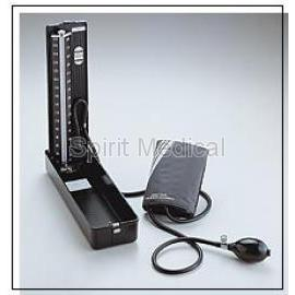 Black Color Desk Model Mercurial Sphygmomanometer