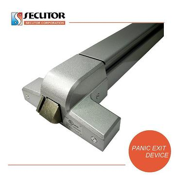 3h Fire Rated Ansi Ul Steel Panic Exit Device Push Bar