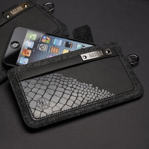 iPhone Sleeve(crocodile)