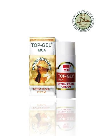 Top Gel Extra Pearl Cream Halal-certified