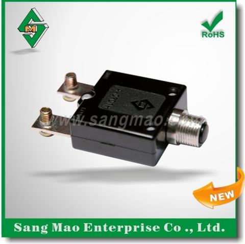 25 amp push breaker  push to reset Sang Mao brand