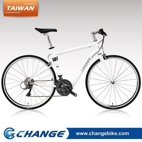 CHANGE 700C folding road bike DF-702W 100% made in Taiwan