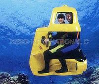 Scuba Diving Motorcycle