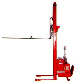 POWERED PALLET STACKER (WIDE VERSION) REACH FORKS(1.5 TONS, 3300LB)