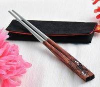 Wealth Dynasty Pocket Chopsticks Set