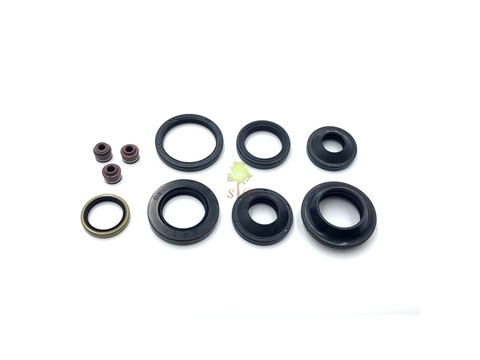 Rubber / Rubber bonded to metal / Silicone parts