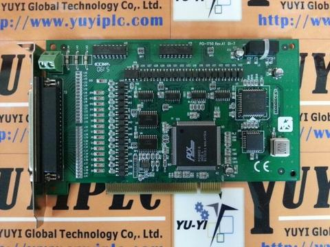 DRIVER UPDATE: ADVANTECH PCI-1750
