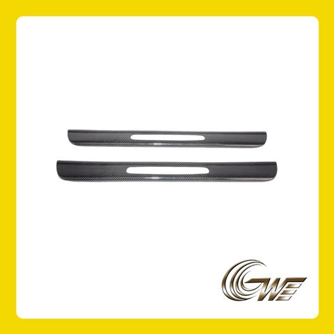 Porsche 997 Door Sill Cover Carbon