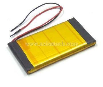 1S1P 3.7V 6000mAhリチウムポリマー電池パック