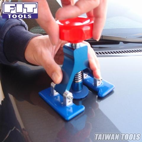 Taiwan 【FIT TOOLS】 Handy Auto Body Small Damage Repair Rotating