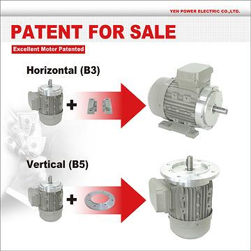Save 50% of the stock IEC induction motor