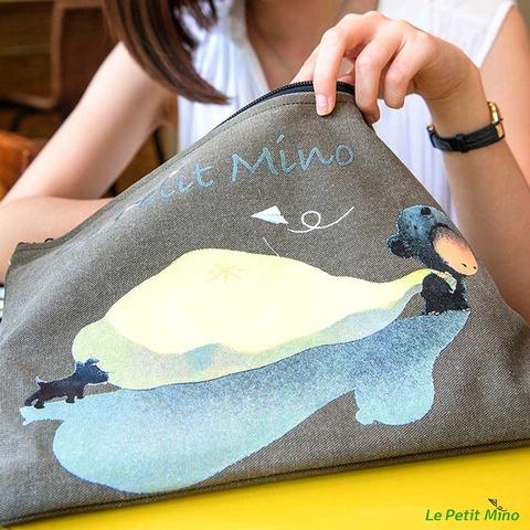 Mino Handmade Zipper Bag