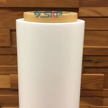 Taiwan White Plastic Sheet Roll For Printing Sign Pop