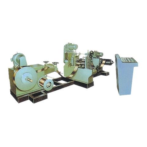 Mini steel sheet slitting machine