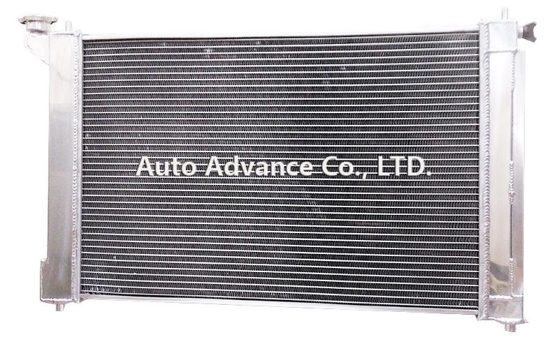Taiwan Toyota Wish 4 Row Core Aluminum Radiator Auto