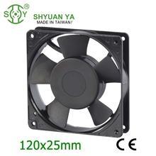 220v 230v impedance protected cooling fan