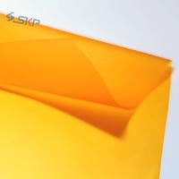 Taiwan Thin Flexible Plastic Sheets Colored Pvc Sheet