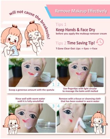 PSK Make-up Remover Cream