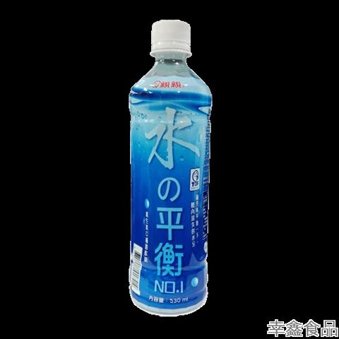 親親--水平衡NO1-530ml 寶特瓶裝