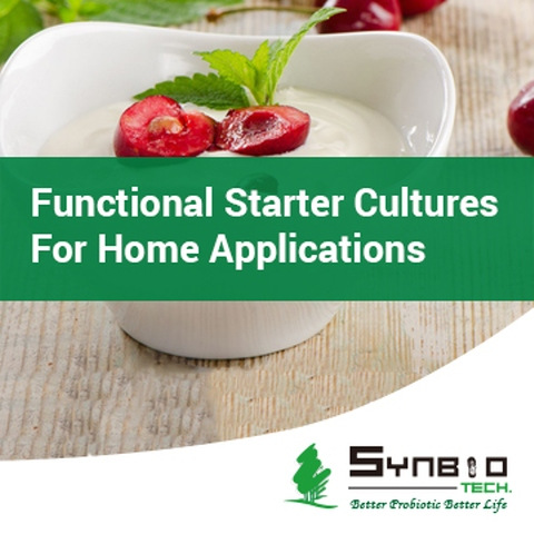 Functional Starter Cultures For Home Applications