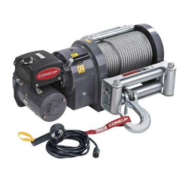 Wolf 12.0 /Electric Worm Gear Winch
