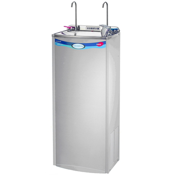 CJ-291 series plumbed in type floor standing water dispensers