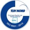 TUV-ISO9001-2015