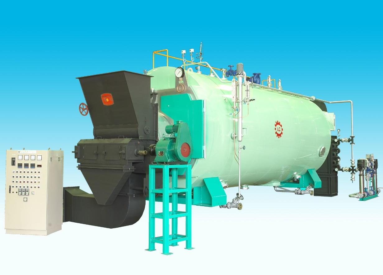 Taiwan Coal Fire Tube Steam Boiler | Taiwantrade.com