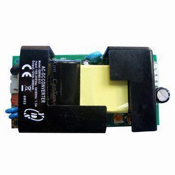 40/60W , Single Output,AC-DC Open Frame Converter