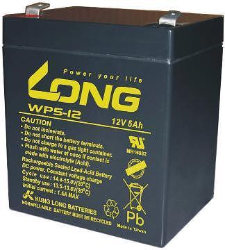 Taiwan Sealed Lead Acid Battery Kung Long Batteries