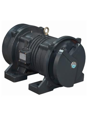 Sifting machine vibrator 2600 Kg Force 1200/1000 rpm