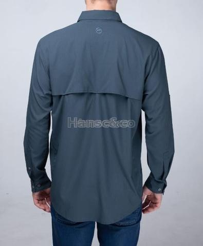 Outdoor Fishing Shirt (Polyester Cloth)