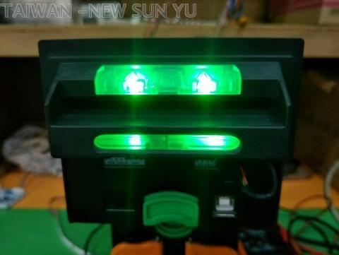 Taiwan ICT NBA Bill acceptor in gaming slot machine