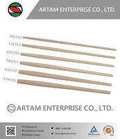 Wood Brush Handle-190mm
