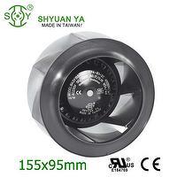 Mini air blowing centrifugal exhaust fan