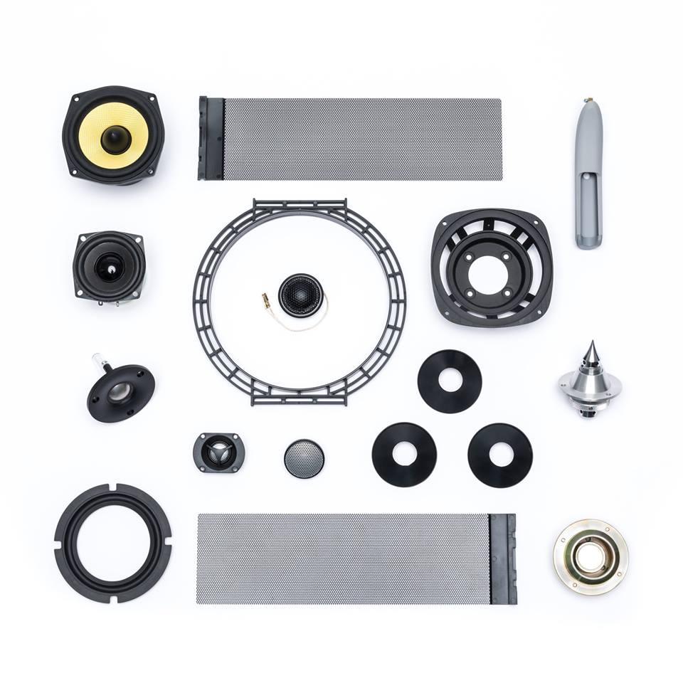 Hi-end speaker parts & accessories.