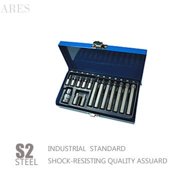 15PCS TORXPOWER BIT SET