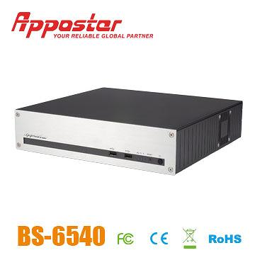 Appostar BOX PC BS6540 Front