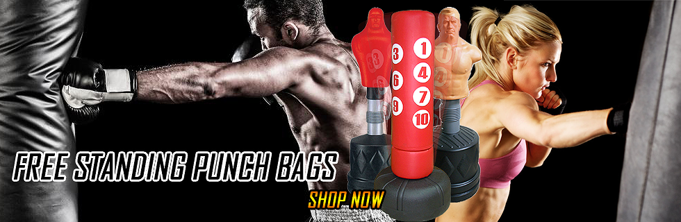 FREE STANDING PUNCH BAGS