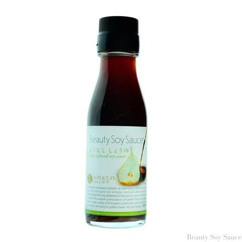 SOY&CO.1879 - Beauty Soy Sauce (Pear soy sauce)