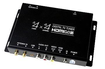 DVB-T2 Diversity Car STB DVB-T2 7000