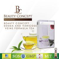 BEAUTY CONCEPT  EDEMA AND VARICOSE VEINS FORMULA TEA