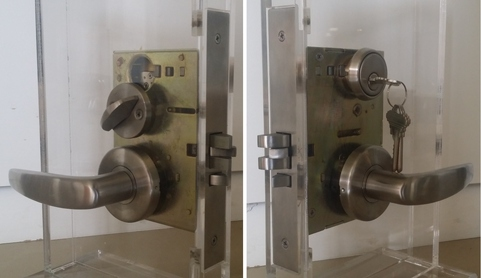 ANSI Commercial Mortise Lock