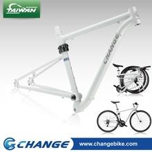 Foldable 700C frame-ChangeBike high quality Alu.7005 frame DF-733W Size:550mm